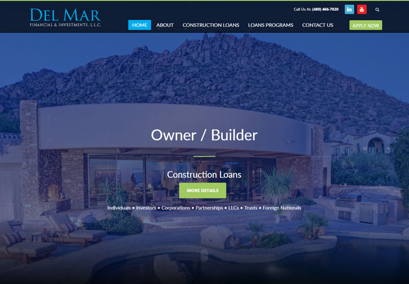 Wordpress Website Design Company Del Mar