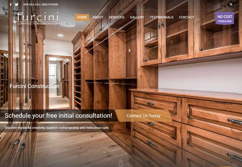 Web Design Gallery Furcini