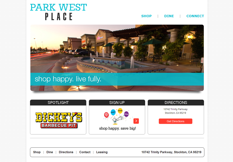 Web Development Park Place West
