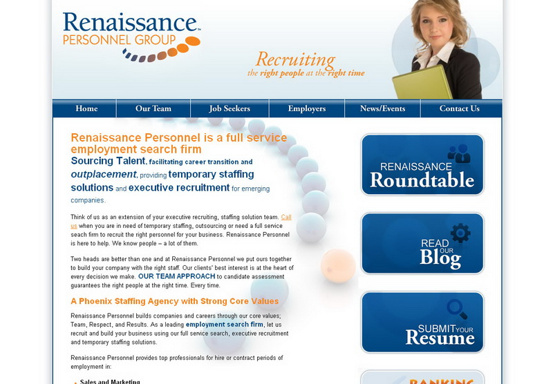 Website Design Scottsdale Renaissance