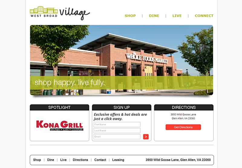 Web Design Agency West Broad Village