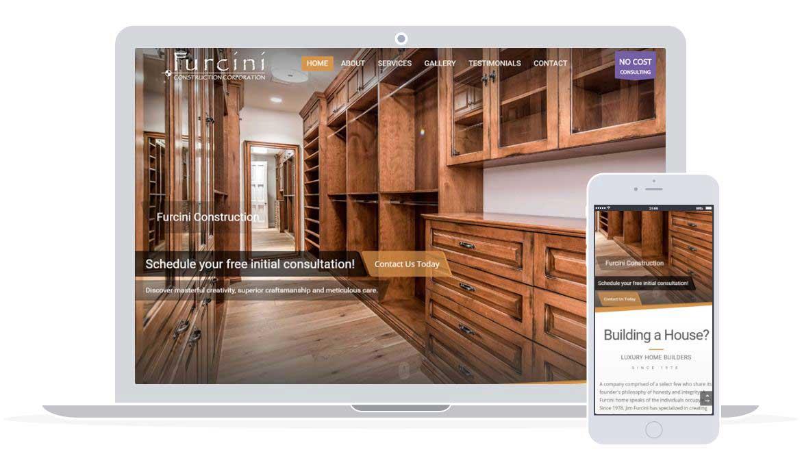 Reponsive Website Scottsdale Phoenix