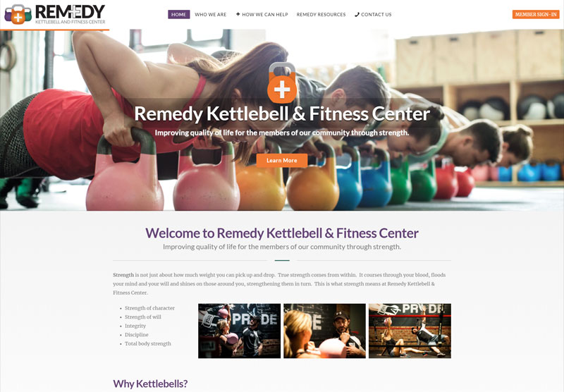 remedy kettlebell fitness