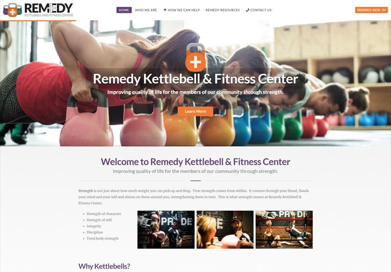 remedy kettlebell fitness