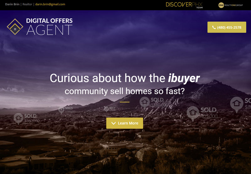 Digital Offers Agent