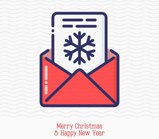 holiday emails graphic