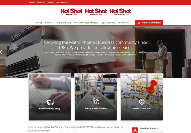 hot shot desktop snapshot