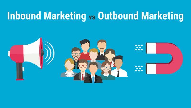 Inbound Marketing vs. Outgoing Marketing