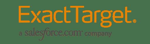 exact target logo