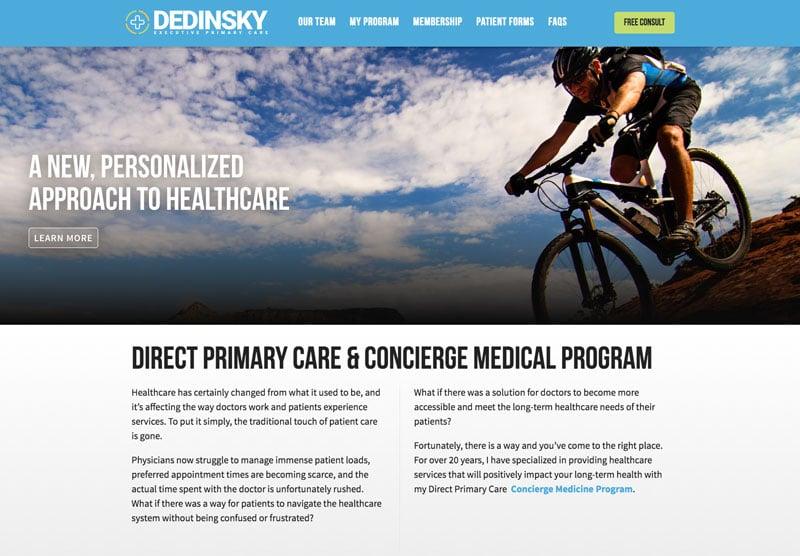 Dedinsky Medicine