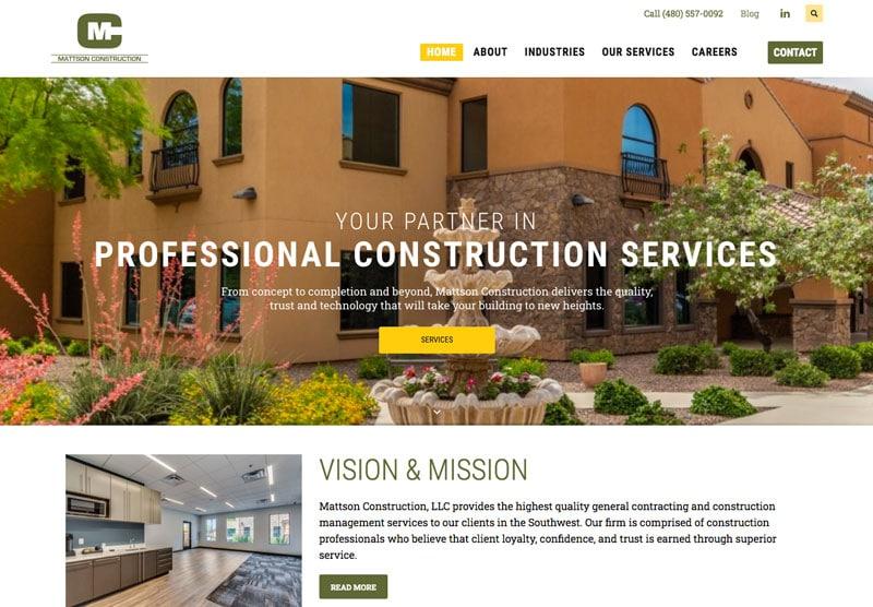 Mattson Construction