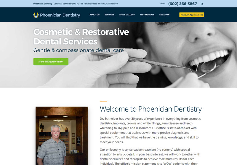 Phoenician Dentistry