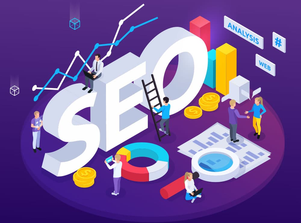 Build website SEO
