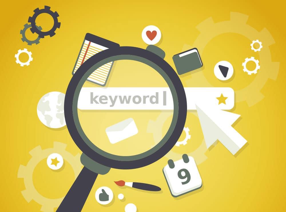 keyword research image