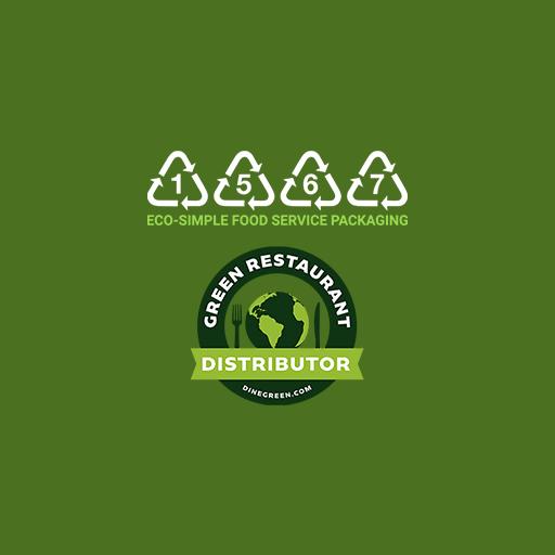 Green Restaurant Distributor logo