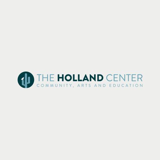 The Holland Center logo