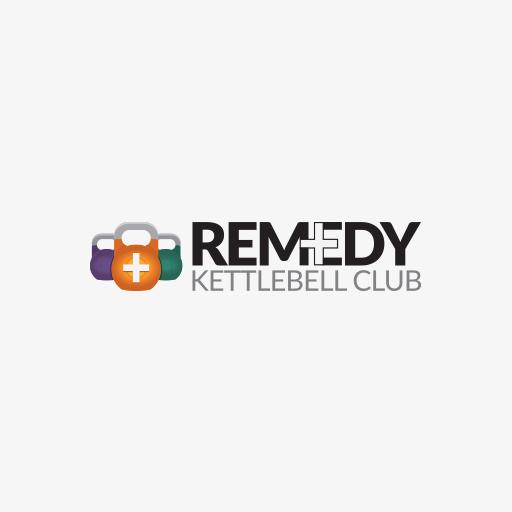 Remedy Kettlebell Club Logo