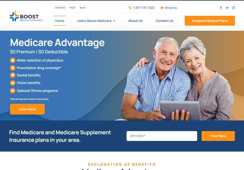 Boost Health Insurance